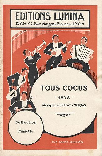 Butay | Murias | Tous Cocus | Accordeon