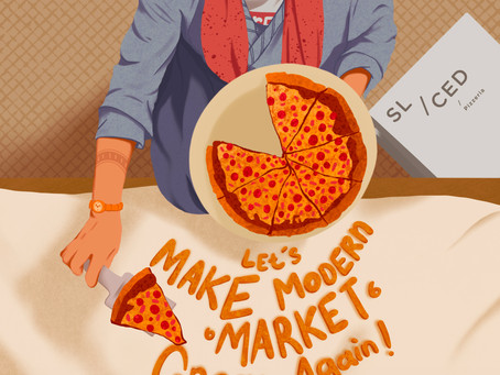 Let's make the modern market great again