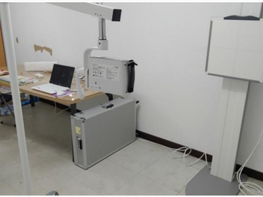 Portable Digital X-Ray machine for COVID diagnosis launched