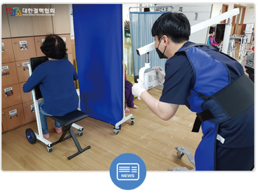 [HDT 제품 활용 사례] 대한결핵협회,      결핵 퇴치 및 예방의 발걸음