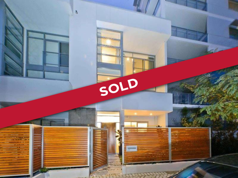 45 Tully Road East Perth hero image slash - SOLD