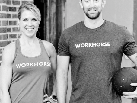 Tiffany Fleeman: Workhorse Fitness & Yoga