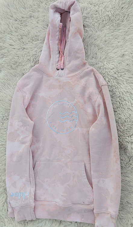 Pink Weekends Are Fur Friends Sweatshirt - Metallic