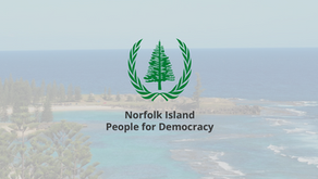 Submission to the public inquiry into Norfolk Island