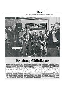 Das Lebensgefühl heißt Jazz