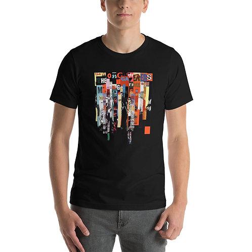 Pastiche - Short-Sleeve Unisex T-Shirt