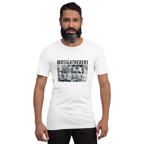 5 Heads (White) - Short-Sleeve Unisex T-Shirt