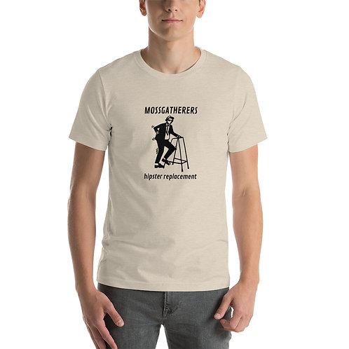 Hipster Replacement - Short-Sleeve Unisex T-Shirt