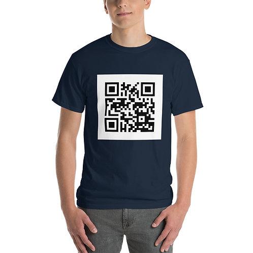 QR Code - Short Sleeve T-Shirt