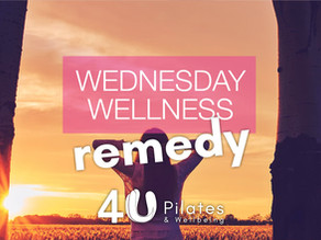 Wellness Wednesday Remedy - Human Growth Hormone