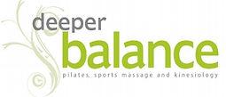 Deeper Balance logo