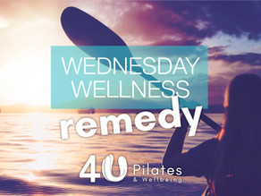 Wellness Wednesday - quality and precision in exercise