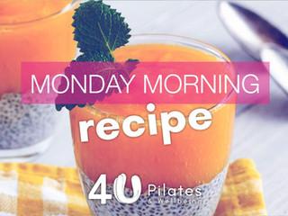 Mango, Yoghurt & Chia Seeds Breakfast Bowl Recipe