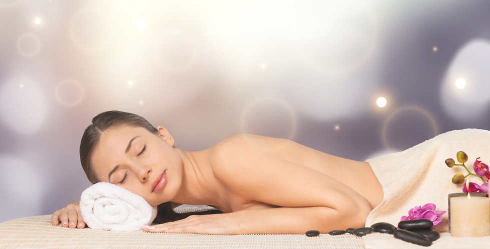 Relaxing massage treatment which helps to balance physical, emotional, mental and biochemical health.