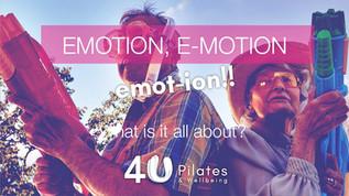 EMOTION, E~MOTION, EMOT-ION!!