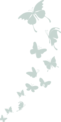 Butterflies - a symbol of hope and purity thriving in a sustainable future