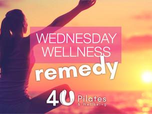 Wellness Wednesday - a brain training technique for positivity