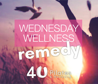 Wellness Wednesday - there's no time like the present to start exercising!