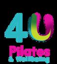 4U Pilates & Wellbeing logo