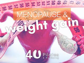 Menopause, peri-menopause & weight