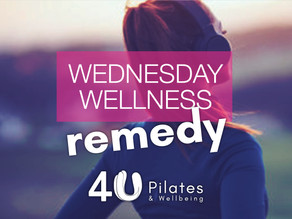 Wellness Wednesday - Winter Chill