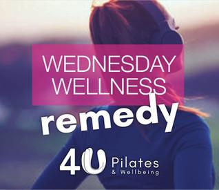 Wellness Wednesday - Winter Chill