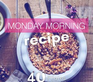 Maple Pecan Quinoa Breakfast Bowl
