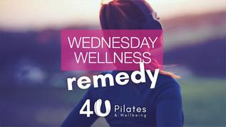 Wellness Wednesday - the brain's reward centre