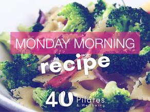 Tuna Spinach & Shitake Mushroom Stir-fry