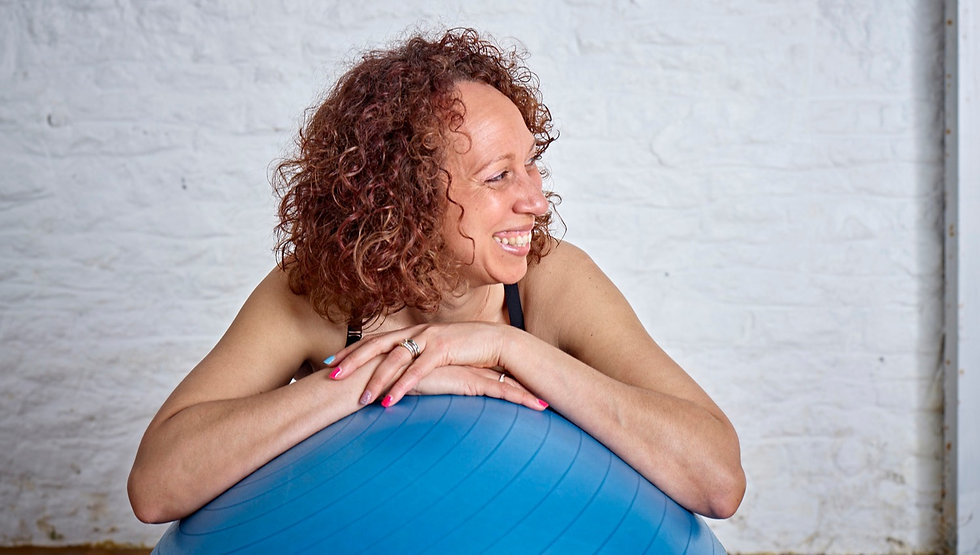 Energetic, enthusiastic and intuitive 4U Pilates & Wellbeing owner and instructor Zoisa Holder