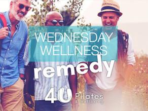Wellness Wednesday - Men's Health