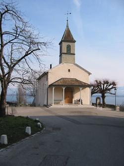 Eglise de Crans-près-Céligny