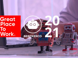 BEECKERCO, A NEWCOMER TO  WOODLANDS, RANKED AMONG THE BEST COMPANIES TO WORK FOR IN ''GREAT PLACE...