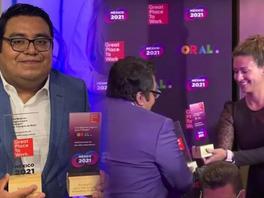 Beeckerco, empresa morelense en el top 40 de las mejores empresas mexicanas para trabajar en...
