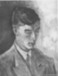 Jean-Michel Coulon Picture of a Self Portrait 1945