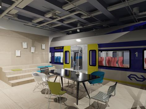 CX lab design office space