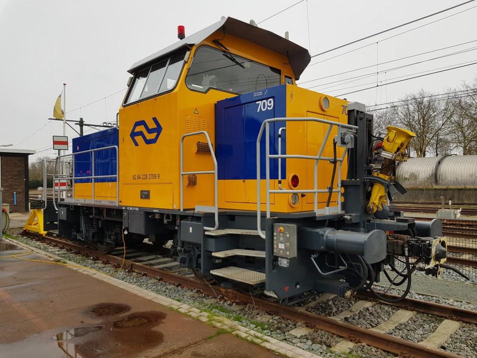Livery locomotive