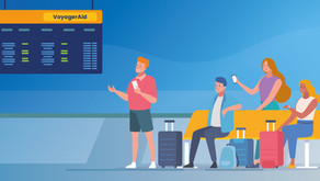 How can airlines prepare themselves better for massive flight disruptions in the future?