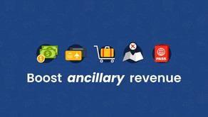 How can airlines boost ancillary revenue post covid?