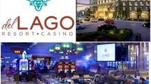 JLLP Designs lighting layout for the Del Lago Resort and Casino