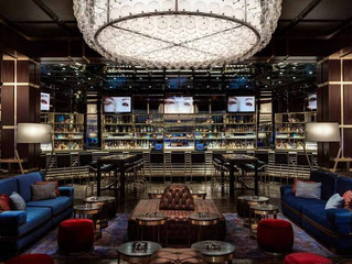 JLLP designs lighting layout, audio visual, and DJ system for The Dorsey in the Venetian Hotel and C