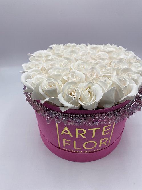 Flower Box Rosa