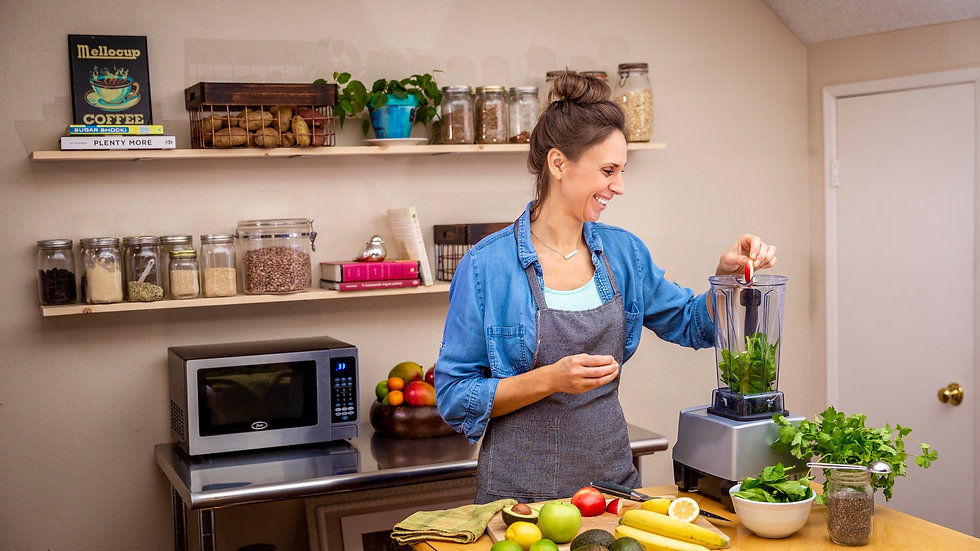1 Hr Personal Health & Nutrition Counseling