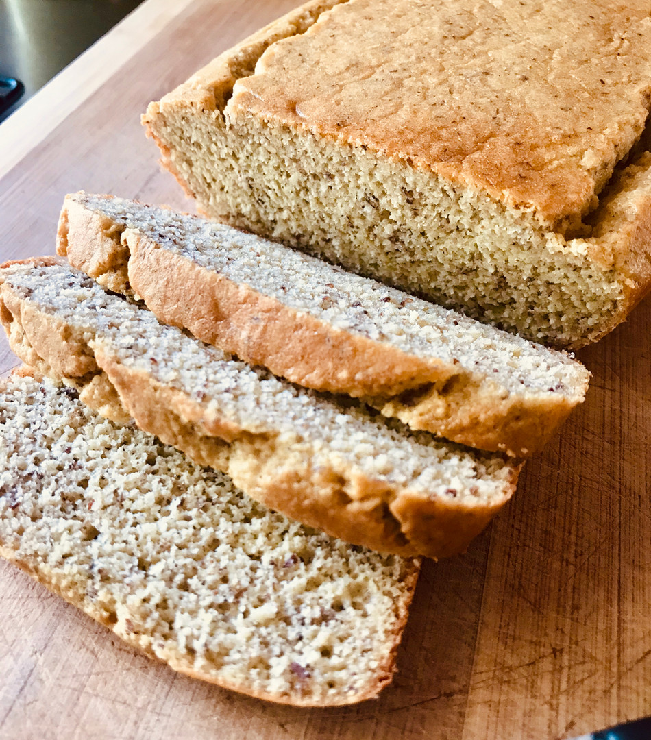 Delicious & easy gluten free bread