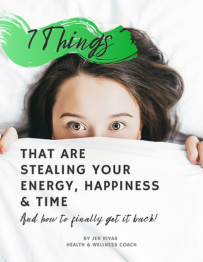 7 Things To Improve Health & Happiness L