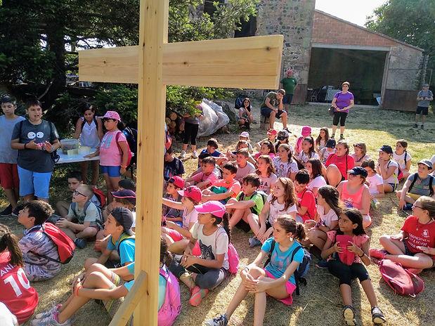 Campamento verano católico