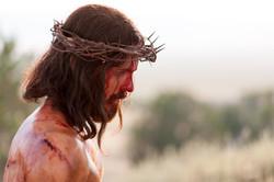 Jesus corona d'espines
