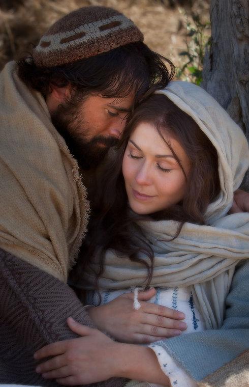 Jesus i Maria