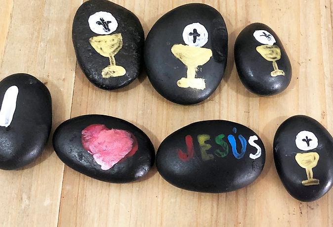 Manualidad Corpus Christi