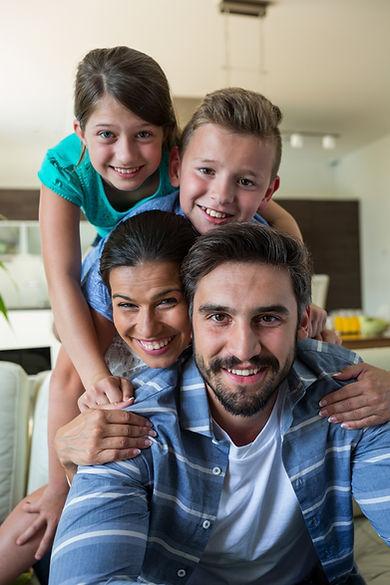 Família cristiana